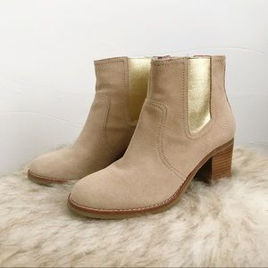 Sperry Marlow Leather booties
